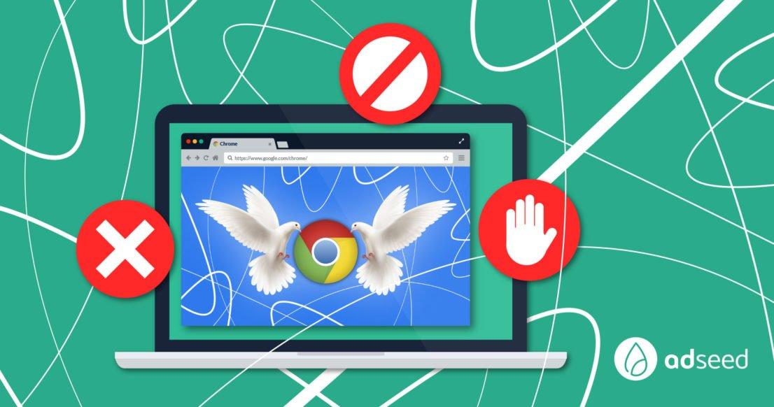 adseed - Google Chrome TurtleDove blocked